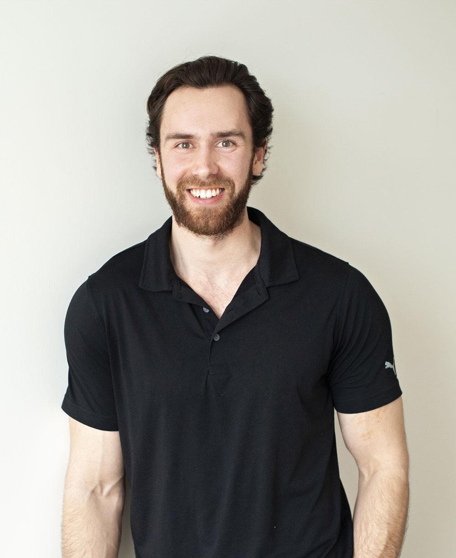 John Balogh, Registered Massage Therapist