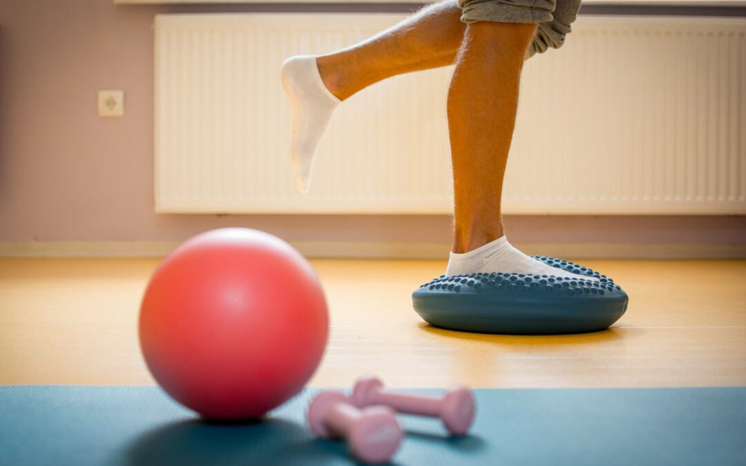 How Physiotherapy Can Help Optimize Physical Function and Limit Frailty in Older Adults
